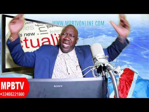 MPBTV Actualité Compliquée11-07-Election 2017:Kabila declare la guerre -Heritier à Paris,,