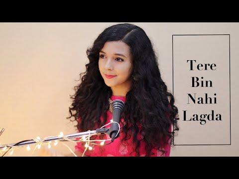 Tere Bin Nahi Lagda Dil Mera (Cover) - Shreya Karmakar| Female Version | Nusrat Fateh Ali Khan