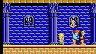 Wonder Boy - Sega Master System Full Game 1 of 2