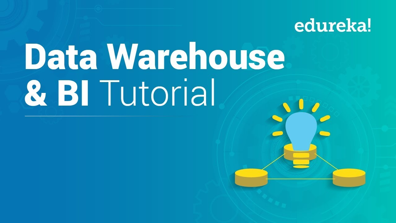 Download Data Warehouse Tutorial For Beginners | Data Warehouse Concepts | Data Warehousing | Edureka