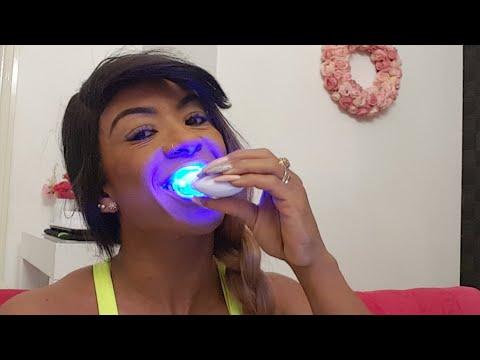 Clareador Dental Whiteness Pro Sensacional Youtube