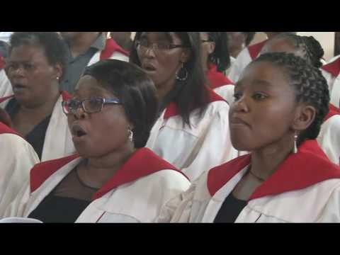 Saint Faith's Anglican Church Choir's CD Launch Service pt 4