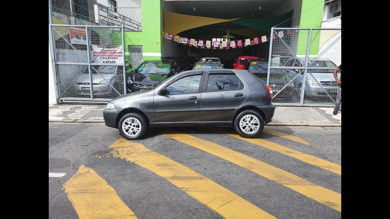 FIAT/ PALIO ELX 1.0 16V 2001 COMPLETO AR TEM SCORE BAIXO LIGA AGORA!!!