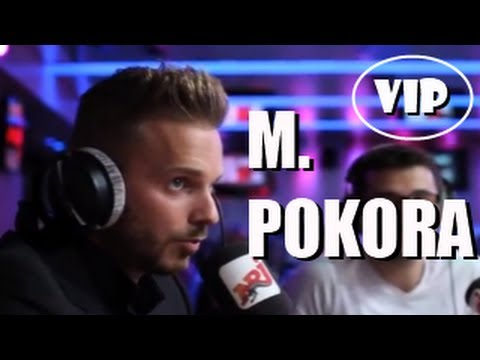M Pokora interview complete de Guillaume radio 2.0