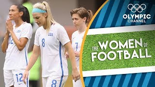 Redemption from Rio - USA aiming high at the FIFA Women's World Cup | The Women of Football