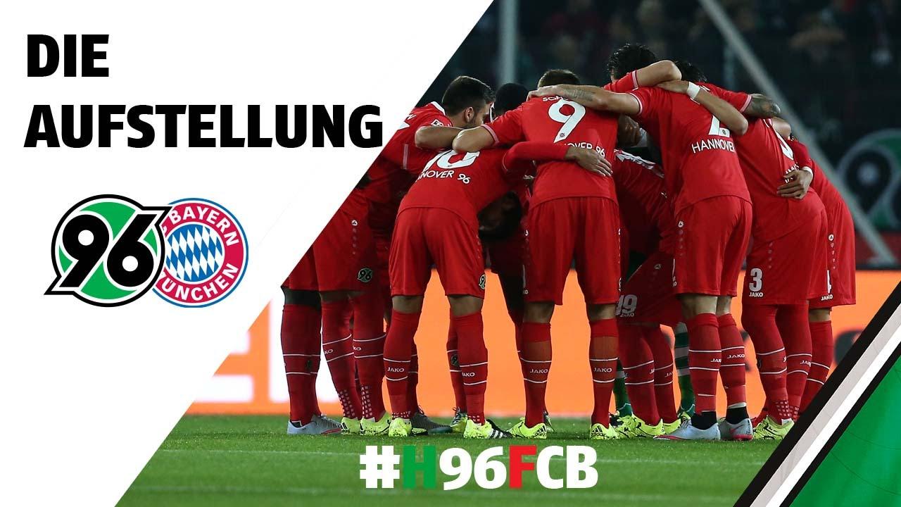 Bayern München Hannover 96