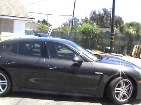 Window Tinting Porsche Panamera Suntek Carbon Cxp55 Ir