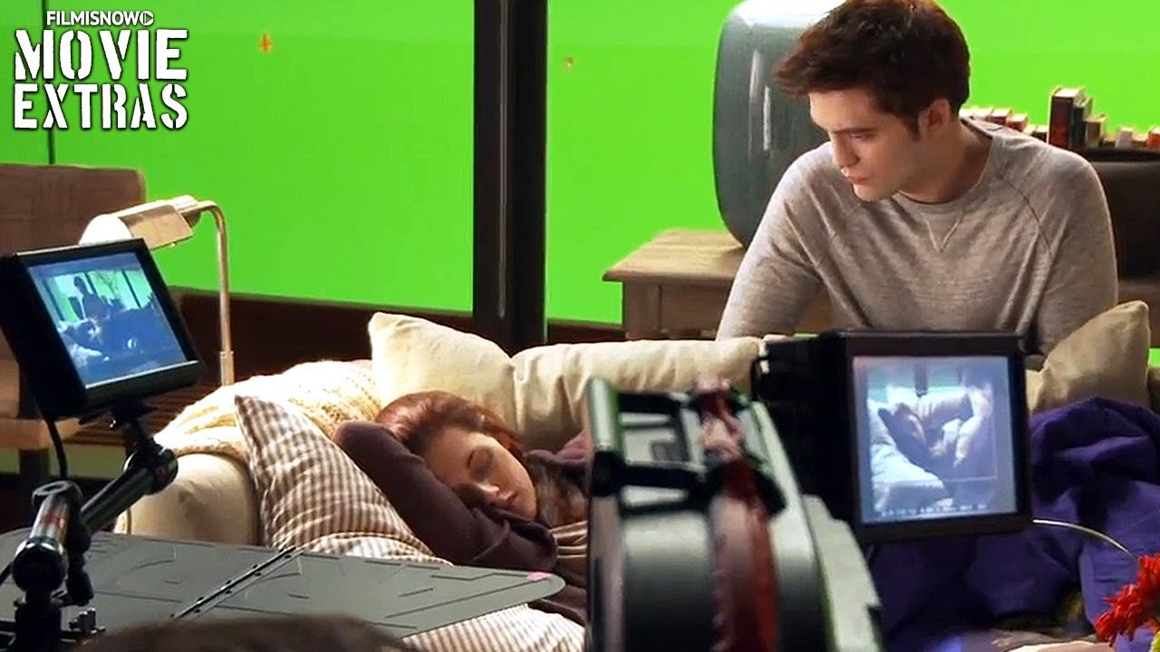Download Go Behind the Scenes of The Twilight Saga: Breaking Dawn - Part 1 (2011)