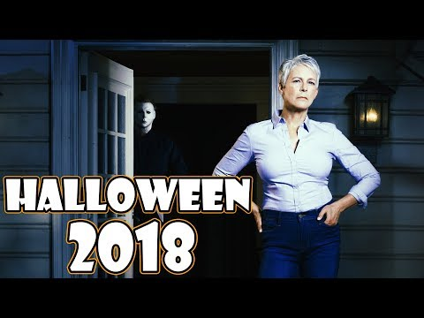 NEW Halloween 2018 Movie UPDATES! Laurie Strode Returns! Details & More