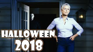 NEW Halloween 2018 Movie UPDATES! Laurie Strode Returns! Details & More