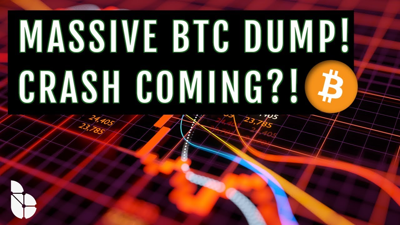 Bitcoin Major Pullback!  Another Crash Coming?!