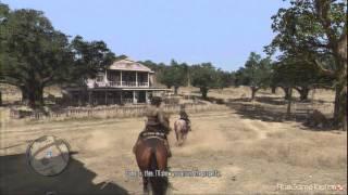 Прохождение Red Dead Redemption — Глава 2: New Friends, Old Problems