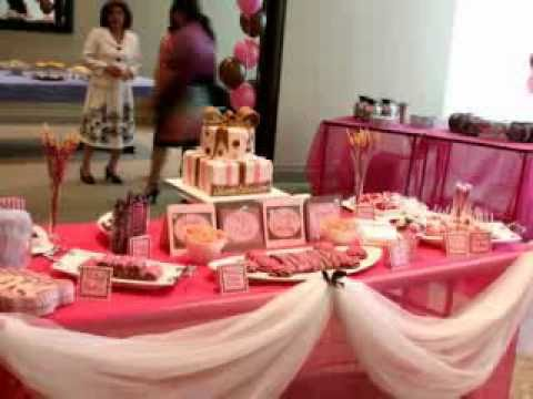 My Sisters Baby Shower Youtube