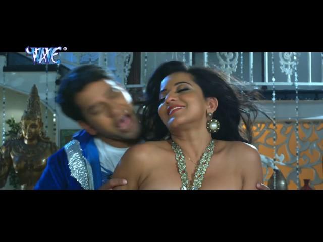 लगी प्यास जवानी में प्यास बुझा दो - MONALISA & Dinesh Lal - Bhojpuri Songs 2015 new