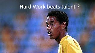 Ronaldinho Trained Like A Beast (UnSeen Footage)