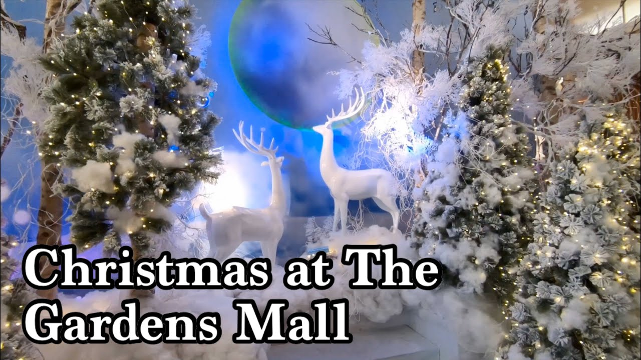Gardens Mall Christmas 8
