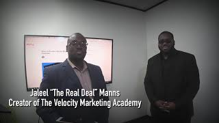 Testimonial from How To Create a Social Media Marketing Calendar, The Velocity Marketing Academy