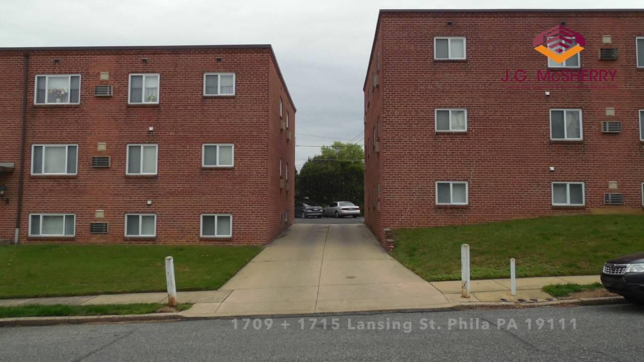 2 units for rent lansing street phila pa youtube