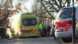 Kind aangereden door bestelbus in Arnhem