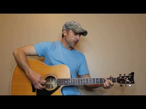 When The Stars Come Out - Chris Stapleton - Guitar Lesson | Tutorial