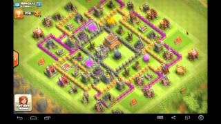 [Clash of Clans]Recenzovaní vesnic!