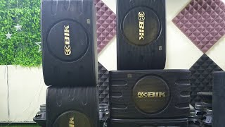 Mua loa bãi nhật giá rẻ hát karaoke hay? Loa BIK 668 giá 3,3 tr có hàng/0385222228