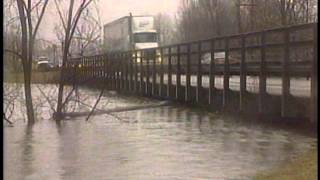 Tuscarawas River flooding