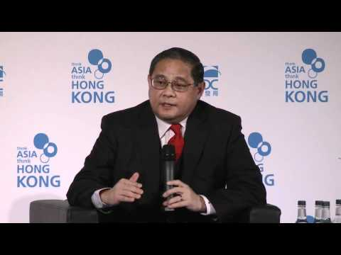 Think Asia, Think Hong Kong: Growth Opportunities