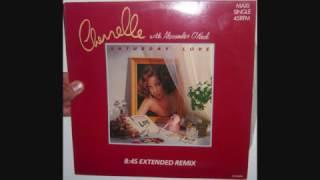 Cherrelle With Alexander O'Neal - Saturday love (1985 Instrumental)