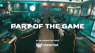 Explore the world of esports. | Part of the Game Trailer
