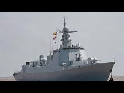CHINA HAS JUST SENT WARSHIP NEAR US WATERS Obama is angry