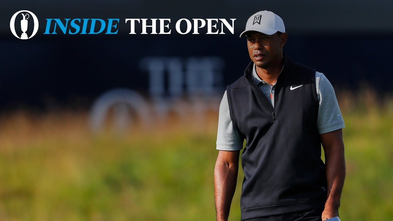 Tiger Tracker: Tiger Woods running out of time at British Open