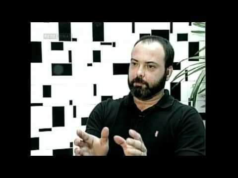 Alexandre Mancini no programa Agenda | Rede Minas