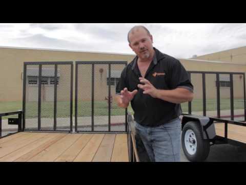 Bri-Mar Utility Trailer Comparisons