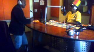 Gambar cover The big fish sipho makhabane n rastaman nkhushu at glfm interview the devil is a liar