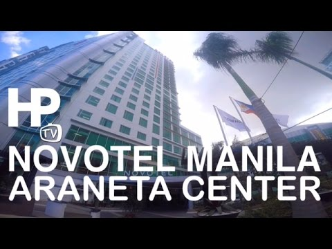 Hotel Novotel Manila Araneta Center Cubao Quezon City Tour Overview by HourPhilippines.com