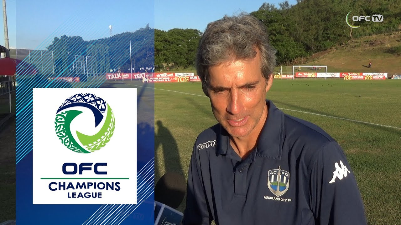 2019 Ofc Champions League Group D Post Match Iv Md3 Auckland City Fc Coach