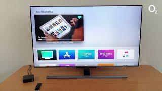 o2 TV - Installation der App auf dem AppleTV