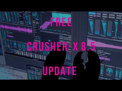 Free crusher-X 8.5 update