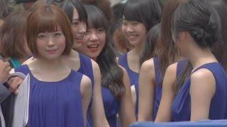 NMB48 さや姉とみるきーの不仲説は本当? 国際映画祭レッドカーペット thumbnail