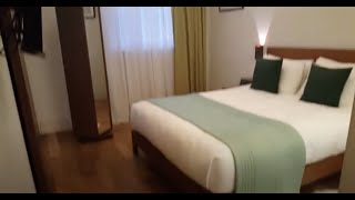 Town Hall Hotel & Apartments - tour inside Suite. London, England