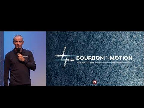Strategic conference #BOURBONINMOTION