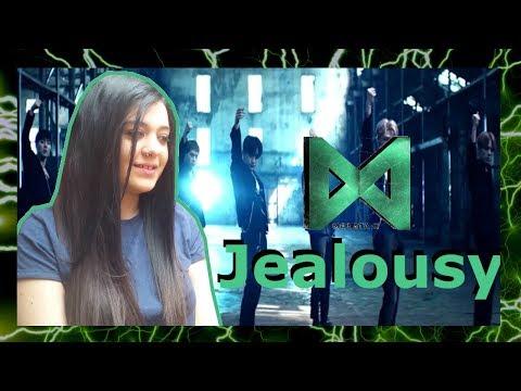 MONSTA X (몬스타엑스) JEALOUSY REACTION/REACCIÓN [POR QUÉ SE TAPAN LOS OJOS?]