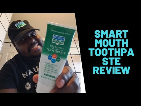Smart Mouth Premium Toothpaste Review
