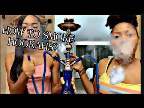 HOW TO SET UP HOOKAH|HOW TO SMOKE HOOKAH & VAPE PEN 2020 EDITION😱⛽️💨