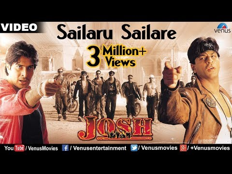 Sailaru Sailare Full Video   Josh  Shahrukh Khan, Aishwarya Rai
