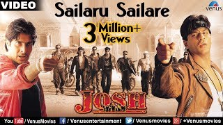 Repeat youtube video Sailaru Sailare Full Video Song | Josh | Shahrukh Khan, Aishwarya Rai