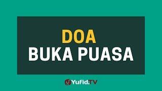 Doa Buka Puasa – Poster Dakwah Yufid TV