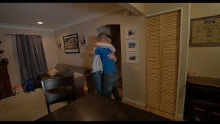 Damon's Surprise Visit Home