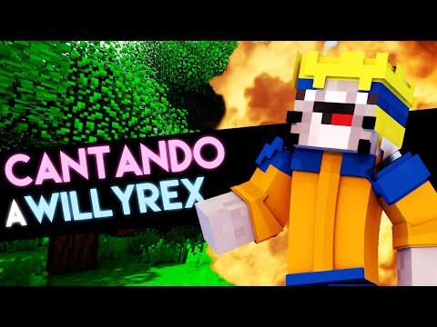 CANTANDOLE A WILLYREX   MORSA SONG 4   ESCASI